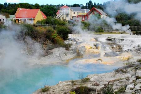Rotorua - Whakarewarewa Geothermal And Maori Cultural Highlights NZ Shore Excursions