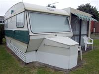 Classic Retro Caravan