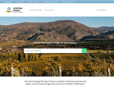New Central Otago NZ Visual Library