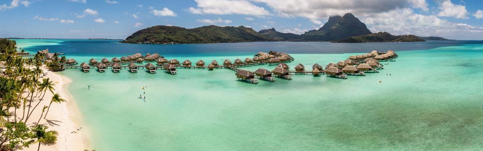 Bora Bora Pearl Beach Resort & Spa | 4 star hotel in Bora ...