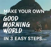 #goodmorningworldnz