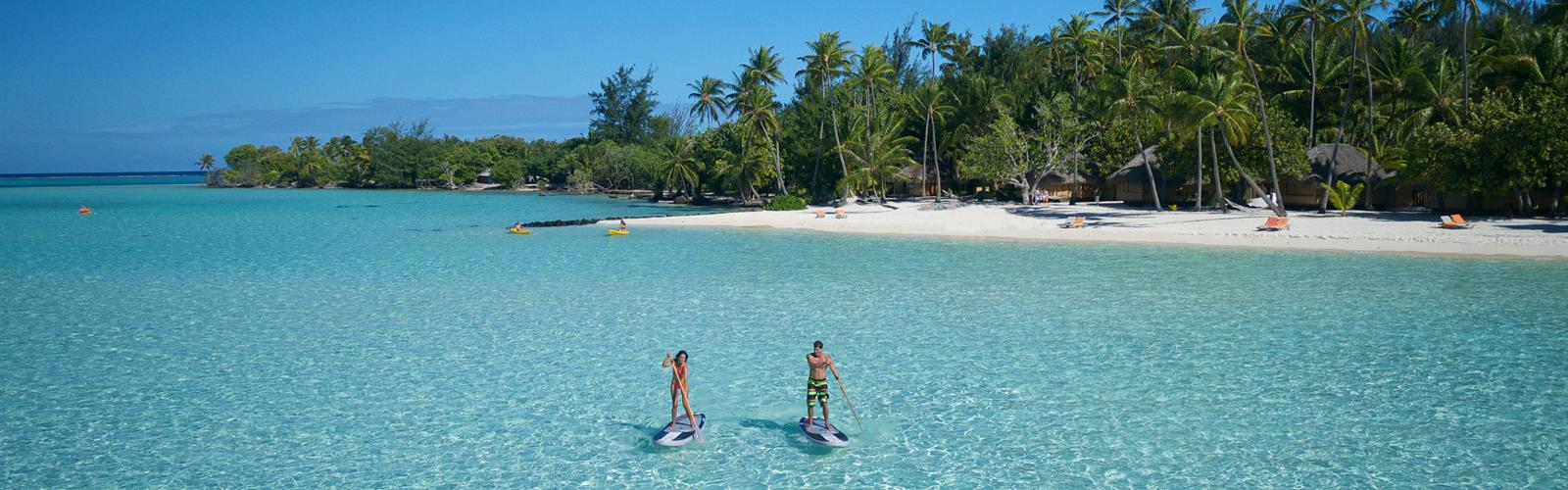 Bora Bora Pearl Beach Resort & Spa | 4 star hotel in Bora Bora ...