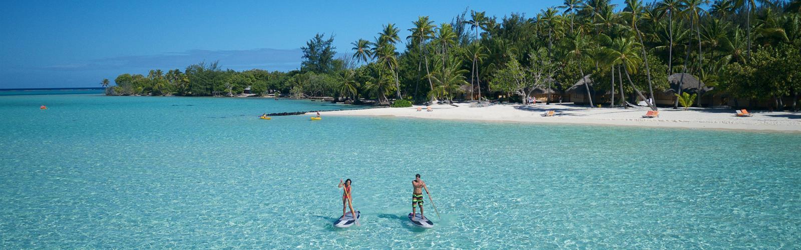 Bora Bora Pearl Beach Resort Spa Activities