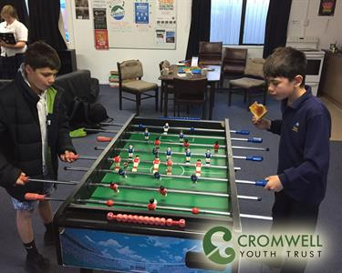 Cromwell Youth Trust
