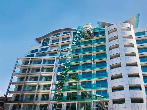 Hot Deal Room - Limited/No View Distinction Wellington Century City Hotel