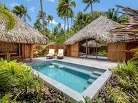 Garden Villa with Pool Le Bora Bora by Pearl Resorts