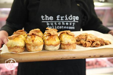 Pork Pie @ The Fridge