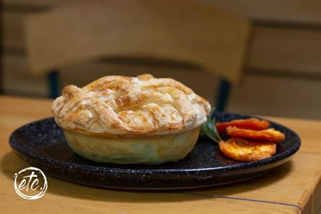 Slow Cooked Roast Mutton Pie @ Eat Humble Pie