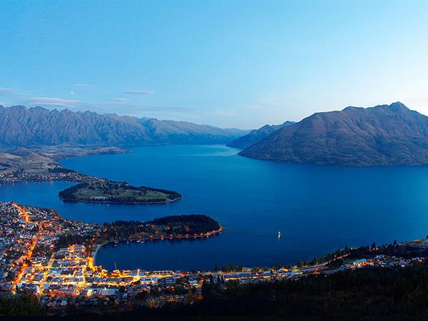 The Best Land-Based Adventures in Queenstown
