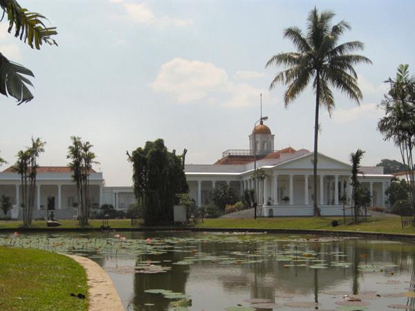 Bogor Presidential Palace Zest Bogor