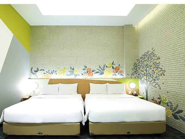 Zest Hotel Plus