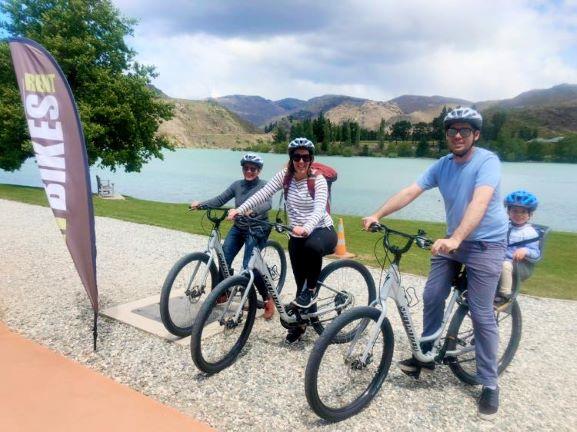 Cromwell Heritage Precinct Bike Rentals