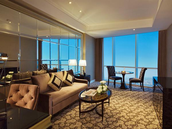 Suite Room Hotel Ciputra World Surabaya managed by Swiss-Belhotel International