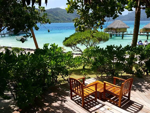 Taurearea Bar Lounge Bora Bora Pearl Beach