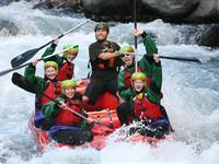 Tongariro White Water Rafting